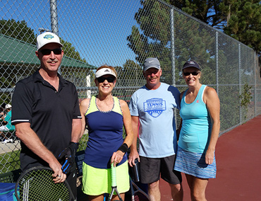Thornton Tennis Association
